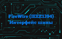 FireWire (IEEE1394) Интерфейс шины